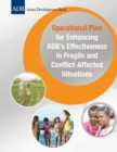 Operational Plan for Enhancing ADB's Effectiveness in Fragile and Conflict-Affected Situations - eBook