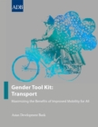 Gender Tool Kit : Transport - eBook