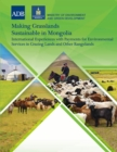 Making Grasslands Sustainable in Mongolia : International Experiences with Payments for Environmental Services in Grazing Lands and Other Rangelands - eBook