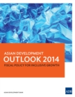 Asian Development Outlook 2014 : Fiscal Policy for Inclusive Growth - eBook