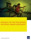 Republic of the Philippines National Urban Assessment - eBook