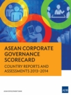 ASEAN Corporate Governance Scorecard : Country Reports and Assessments 2013-2014 - eBook