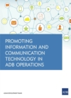Promoting Information and Communication Technology in ADB Operations - eBook