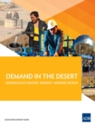 Demand in the Desert : Mongolia's Water-Energy-Mining Nexus - eBook