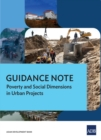 Guidance Note : Poverty and Social Dimensions in Urban Projects - eBook