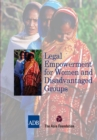 Legal Empowerment for Women and Disadvantaged Groups - eBook