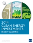 2014 Clean Energy Investments : Project Summaries - eBook