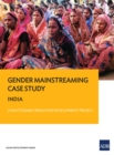 Gender Mainstreaming Case Study : India-Chhattisgarh Irrigation Development Project - eBook