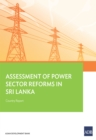 Assessment of Power Sector Reforms in Sri Lanka : Country Report - eBook