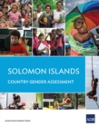Solomon Islands Country Gender Assessment - eBook
