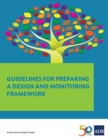 Guidelines for Preparing a Design and Monitoring Framework - eBook