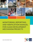 Monitoring, Reporting, and Verification Manual for Clean Development Mechanism Projects - eBook
