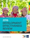 2016 Development Effectiveness Review - eBook