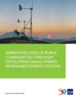 Improving Lives of Rural Communities Through Developing Small Hybrid Renewable Energy Systems - eBook