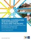 Regional Cooperation and Integration in Asia and the Pacific : Implementation of the Operational Plan for Regional Cooperation and Integration---Corporate Progress Report - eBook