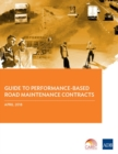 Guide to Performance-Based Road Maintenance Contracts - Book