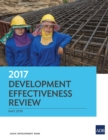 2017 Development Effectiveness Review - eBook