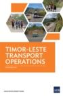 Timor-Leste Transport Operations - eBook