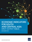 Economic Indicators for South and Central Asia : Input-Output Tables - eBook