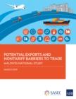 Potential Exports and Nontariff Barriers to Trade : Maldives National Study - eBook
