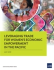Leveraging Trade for Women's Economic Empowerment in the Pacific - eBook