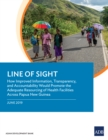 Line of Sight : How Improved Information, Transparency, and Accountability Would Promote the Adequate Resourcing of Health Facilities Across Papua New Guinea - eBook