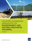 Country Integrated Diagnostic on Environment and Natural Resources for Nepal - eBook