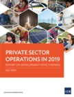 Private Sector Operations in 2019 : Report on Development Effectiveness - eBook