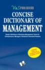 CONCISE DICTIONARY OF MANAGEMENT - eBook