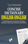English - English Dictionary - eBook