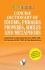 CONCISE DICTIONARY OF ENGLISH COMBINED (IDIOMS, PHRASES, PROBERBS, SIMILIES) - eBook