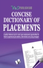 CONCISE DICTIONARY OF PLACEMENTS - eBook