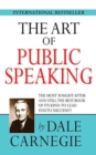 The Art of Public Speaking - eBook