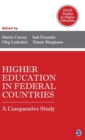 Higher Education in Federal Countries : A Comparative Study - Book