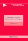 Semisimple Groups and Riemannian Symmetric Spaces - eBook