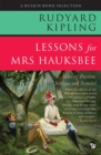 Lessons for Mrs Hauksbee : Tales of Passion, Intrigue and Scandal - eBook