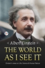 The World as I See It - eBook