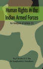 Human Rights in the Indian Armed Forces : An Analysis of Article 33 - eBook