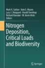 Nitrogen Deposition, Critical Loads and Biodiversity - eBook
