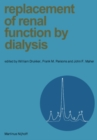 Replacement of Renal Function by Dialysis - eBook