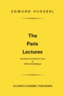 The Paris Lectures - eBook