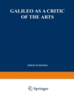 Galileo as a Critic of the Arts - eBook