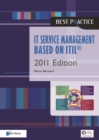 ITIL Service Management Based on ITIL - Book