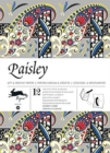 Paisley : Gift & Creative Paper Book Vol. 38 - Book