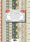 Art Nouveau : Label & Sticker Book - Book