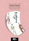 Vintage Fashion : Label & Sticker Book - Book