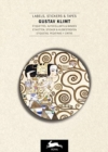 Gustav Klimt : Label & Sticker Book - Book