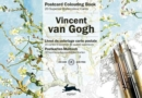 Van Gogh : Postcard Colouring Book - Book