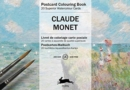 Claude Monet : Postcard Colouring Book - Book