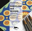 Barcelona Tile Designs : Colouring Card Book - Book